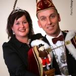 2009 Prins Bart I en Prinses Helga