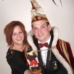 2013 Prins Ruud I en Prinses Karin Backus