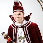 2018 Jeugdprins Lou I Bruin